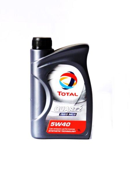 Total Quartz Ineo Mc3 5W40 1L